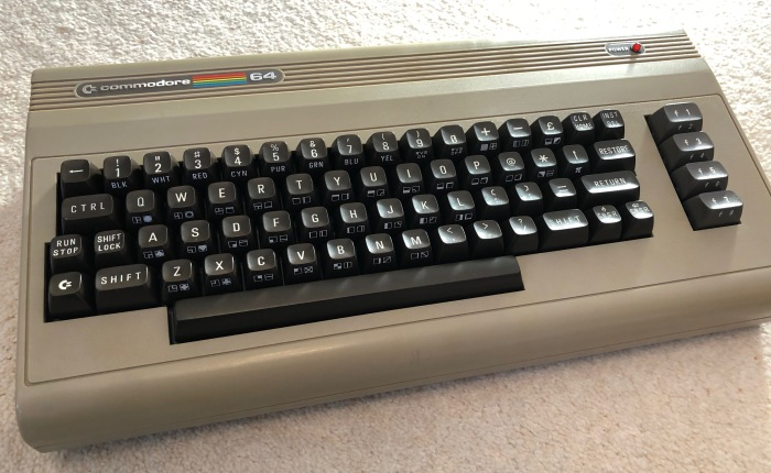 'Fixing' a Commodore64