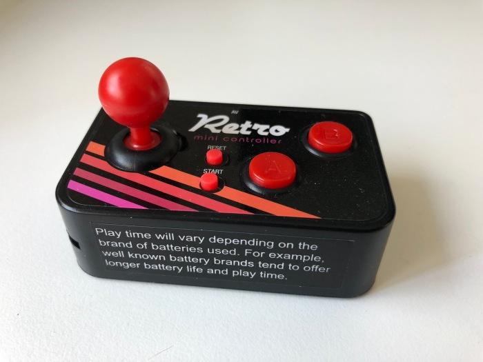 Retro Mini Controller